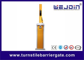 Intelligent Barrier Gate With Folding Boom and Anti-bumping Functions