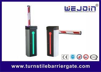 Security Auto - Reverse Electric Barrier Gate Parking Space Management System
