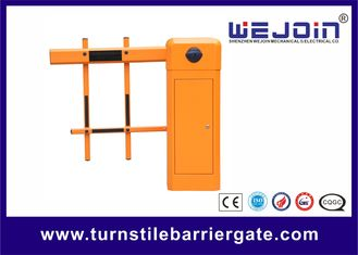 Car Barrier Arm Gates / Automatic Barrier Gate with Folding Boom