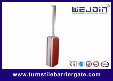 চীন Bi - directional Straight boom Manual Parking Barrier Gate for Highway Toll কারখানা