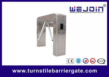 চীন Automatic Tripod Turnstile Gate Access Control system For Intelligent Mangement কারখানা