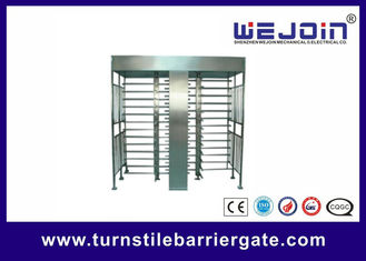 চীন Stainless Steel Full Height Access Control Turnstile Gate CE Approved কারখানা