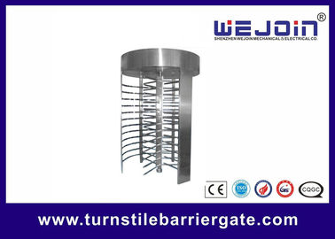 চীন RFID barrier gate Security Full height Turnstile for Subway , Metro কারখানা