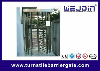 চীন 304 / 201 Stainless Steel Smart Card Access Control Turnstile Gate কারখানা