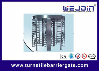 চীন Single / Double optical turnstile entry systems pedestrian access control কারখানা