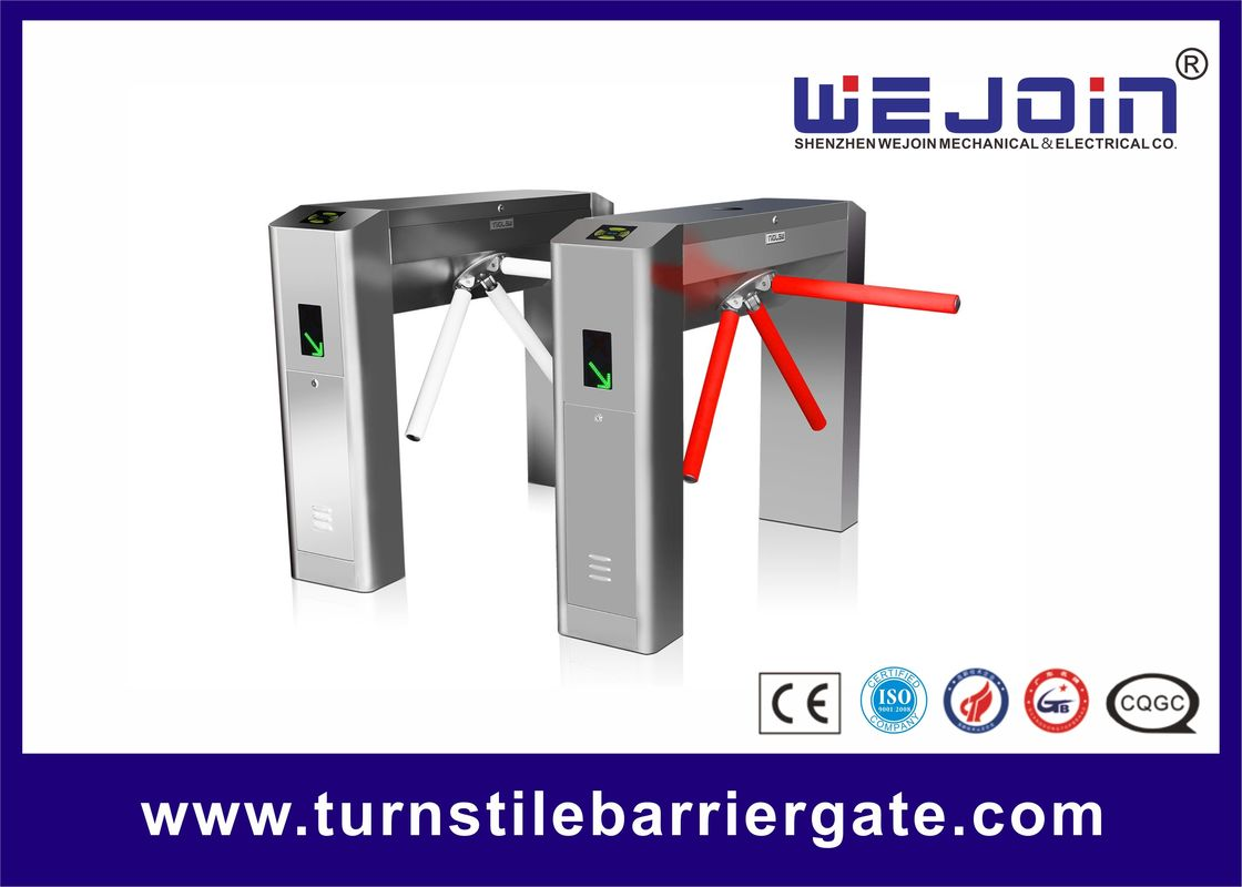 Traffic Lights Automatic Access Control Turnstile Gate Auto Down And Auto Up