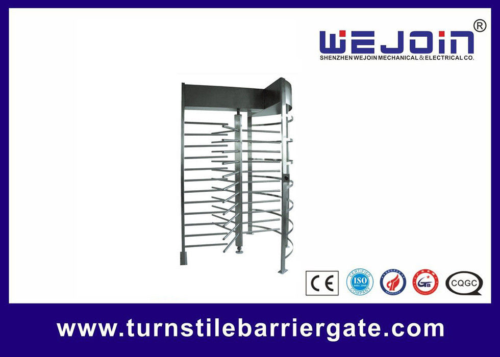 Stainless Steel Manual Full Height Turnstile Speed Gate Systems for Highway toll সরবরাহকারী
