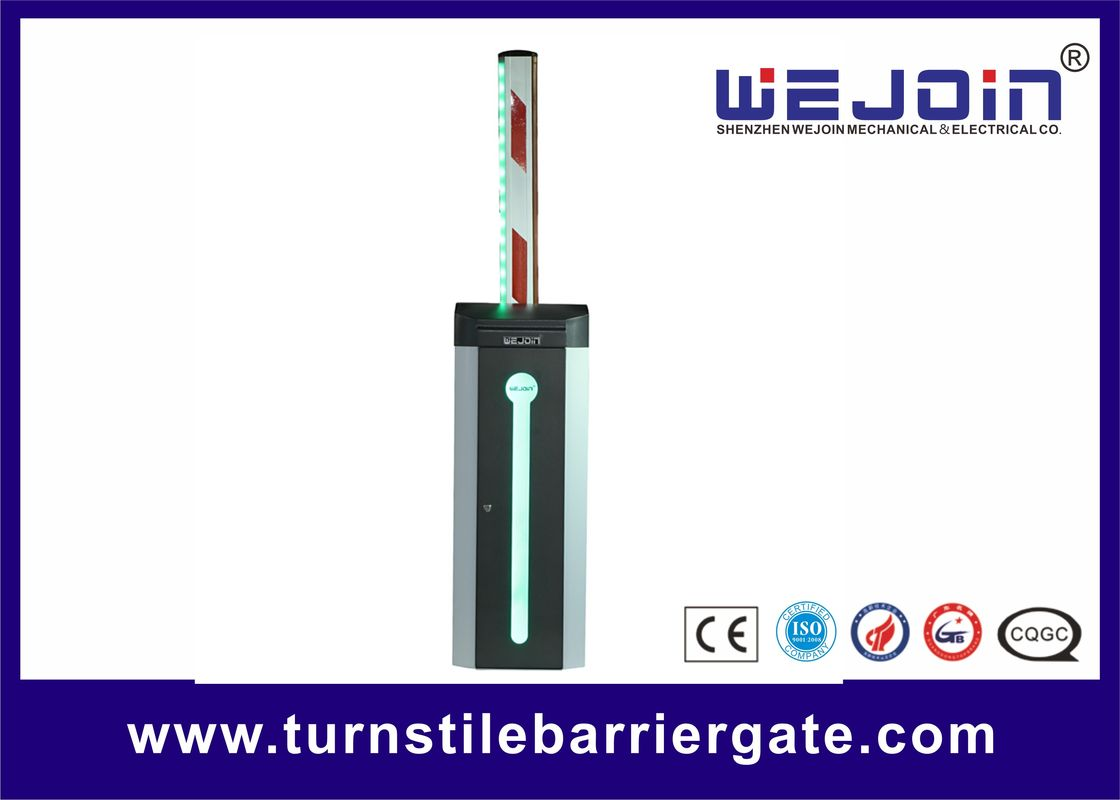 LED Boom Vehicle Barrier Gate / Automatic Car Park Barriers For Supermarket সরবরাহকারী